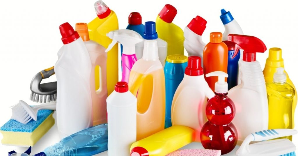 Eco friendly cleaning products in the UK - Clean and Tidy living