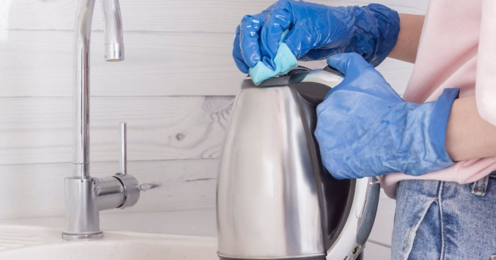 How to Descale a Kettle with Coke - Clean and Tidy Living