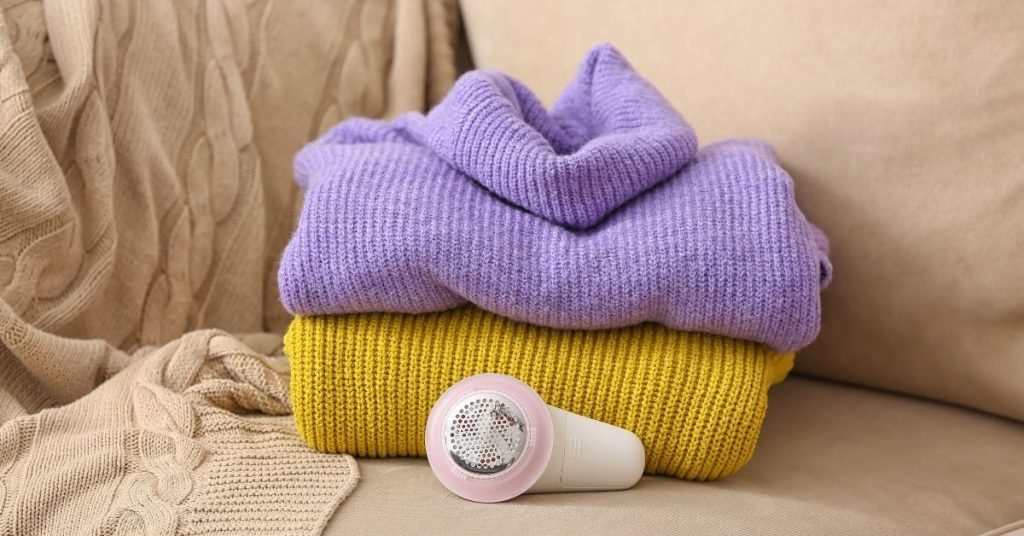 The Best Debobbler Debobbling Jumpers - Clean and Tidy Living