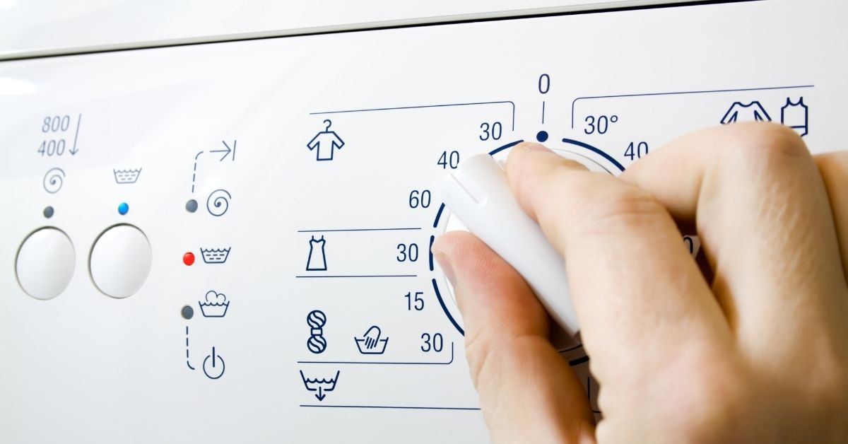 Washing Machine Temperature Guide - Clean and Tidy Living