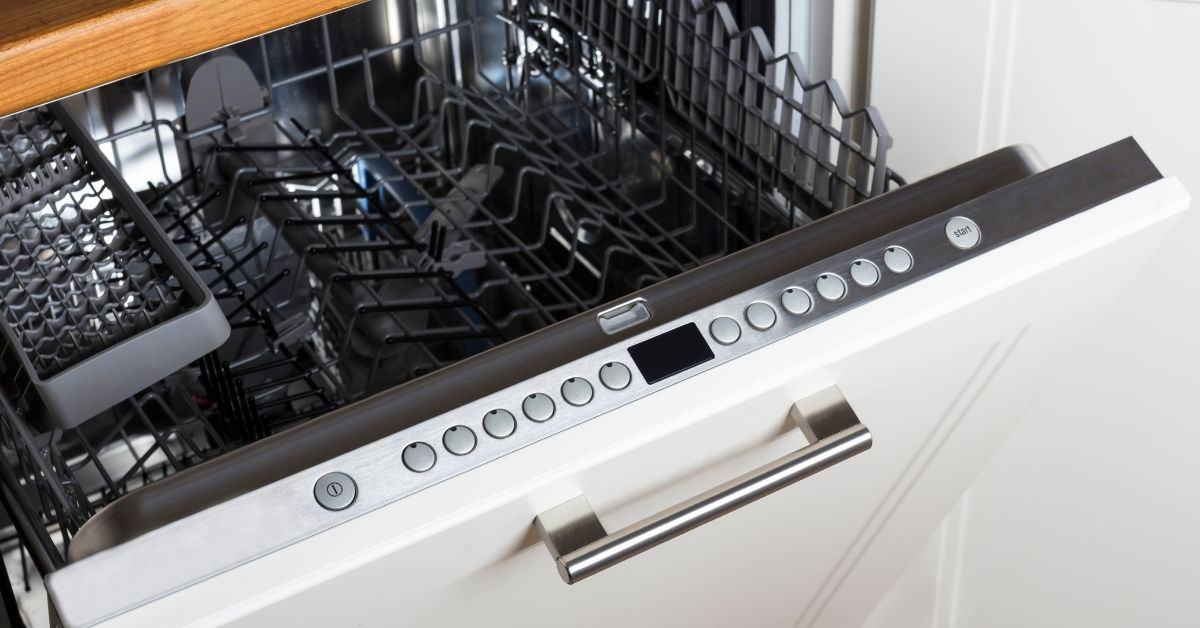 Best Quiet Dishwashers in the UK - Clean and Tidy Living