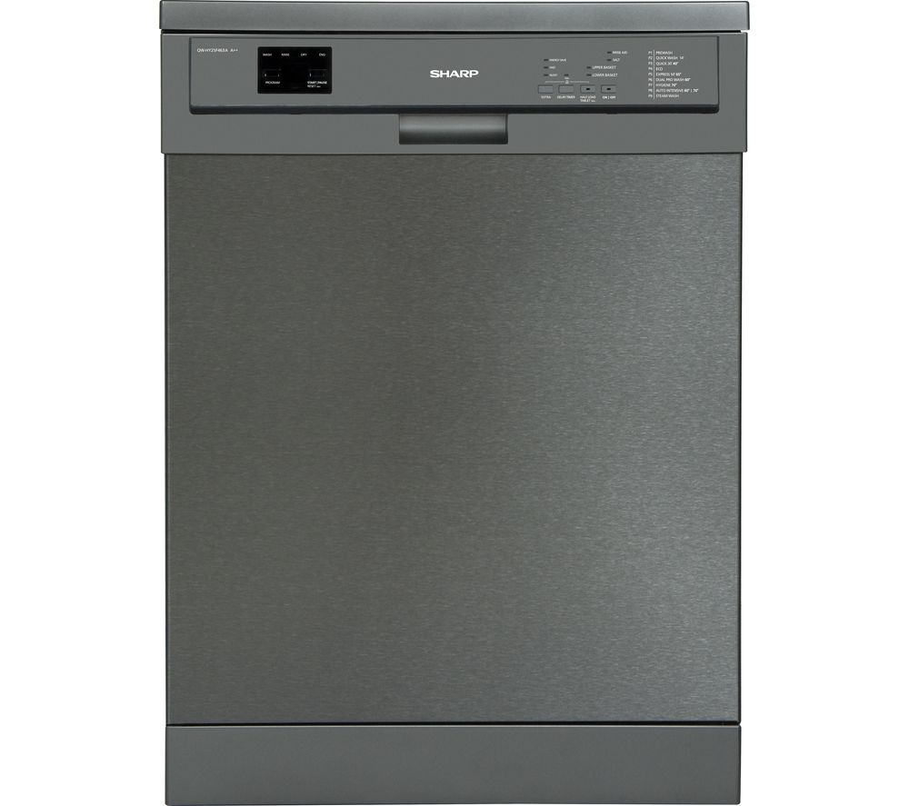 Sharp Full Size Kitchen Appliance - Clean and Tidy Living