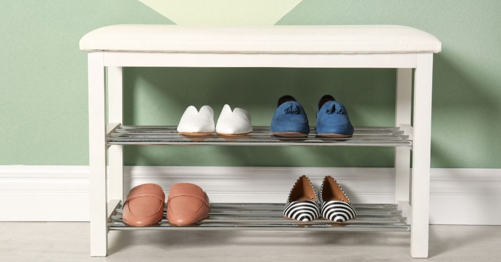 Storage Bench - Clean and Tidy Living