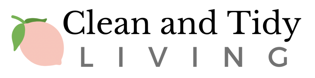 Clean and Tidy Living Logo