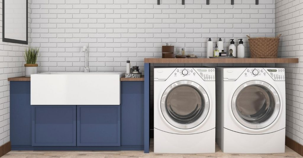 Laundry room - Clean and Tidy Living