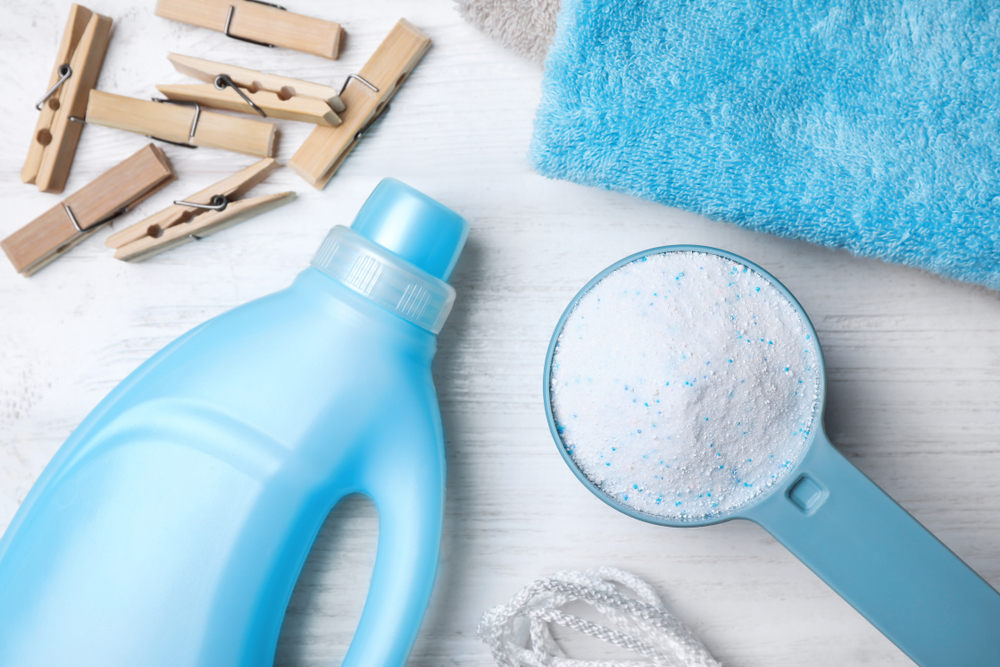 What is the best chemical free laundry detergent