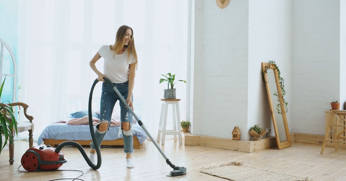 How to speed clean your home in 20 minutes - Clean and Tidy Living
