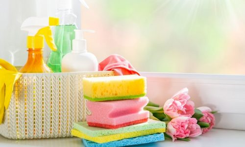 Cleaning Products - Clean and Tidy Living